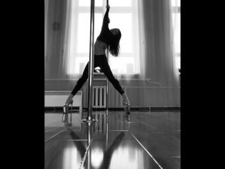 Булякова Кристина. Связка Exotic pole dance/ FreeFly