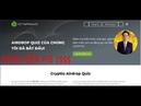63 review ico hướng dẫn nhận 1000 token Cryptto TTO =1$$$ MIỄN PHÍ CHỈ 3 PHÚT NHANH LÊN NÀO BẠN