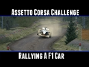 FailRace Assetto Corsa Challenge Rallying A F1 Car