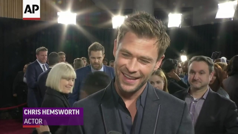 Hemsworth laughs off Liam Miley marriage rumors