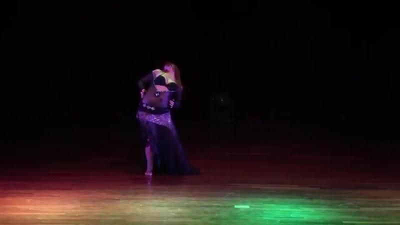 Elena lskanderova Sawa show in Korea. 20050