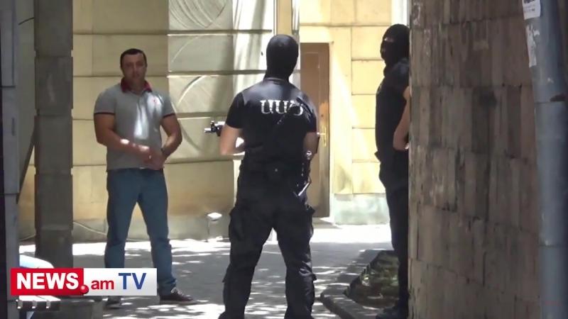 ԱԱԾ-ն շրջափակել է Ալեքսանդր Սարգսյանի տունը. գործողություններ են իրականացվում