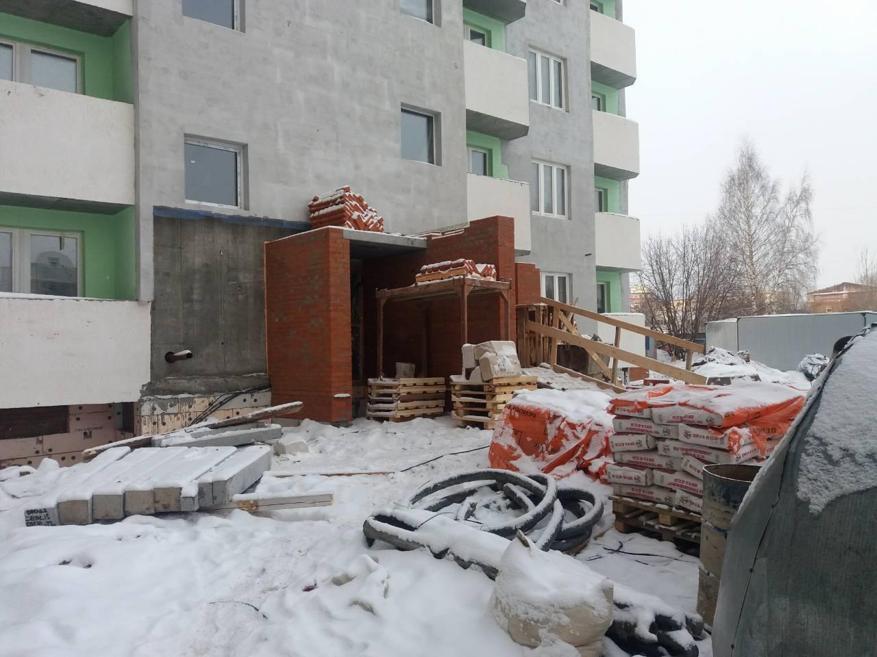 рсу-6, строительство, Чайковский, 2018 год