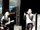 Глюк'oZa (Глюкоза). Концерт-презентация клипа Взмах (6.03.2011)