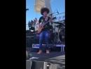 Brandon Taz Niederauer, Stevie Ray Vaughan