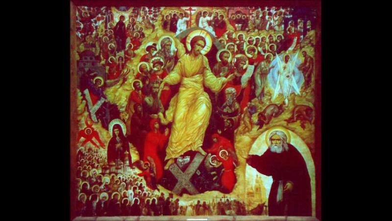 103 псалом Благослови, душе моя, Господа хор Сретенского