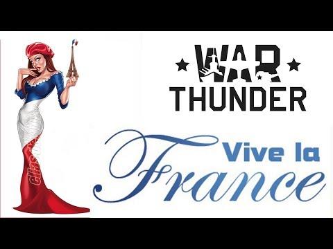 Vive La France | War Thunder cimematic fragmovie