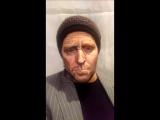 Хью Лори ( Доктор Хаус)  У меня в шапке, так как прическа не вписывается))