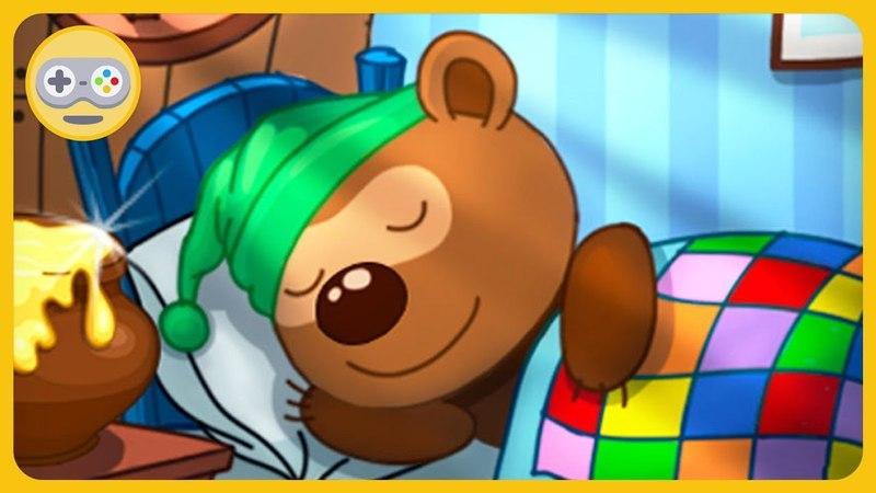 Спокойной ночи Мишка Тедди и друзья - Сказки на ночь - Уложи малышей спать * Игры на Kids PlayBox