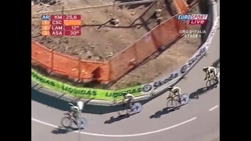Giro dItalia 2007 stage 01 12 May TTT