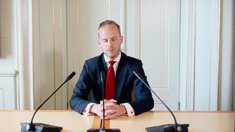 Tal till nationen mitt Sverige 2028 Gustav Kasselstrand AfS 720p