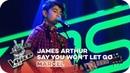 James Arthur - Say You Won't Let Go (Marcel) | Blind Auditions | The Voice Kids 2018 | SAT.1