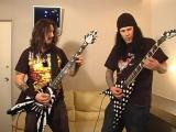 Robb Flynn &amp Phil Demmel (MACHINE HEAD) - demo #2 - 2010