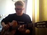 Joe Hisaishi - Mononoke Hime Theme (Guitar Cover)