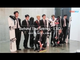 [VIDEO] EXO @ Lotte Duty Free Behind The Scenes