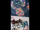 Подготовка к мастер классу по росписи футболки Как выбрать и подготовить краски