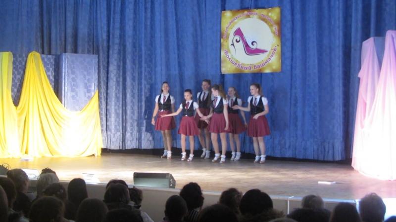 Школьницы в Суоярви