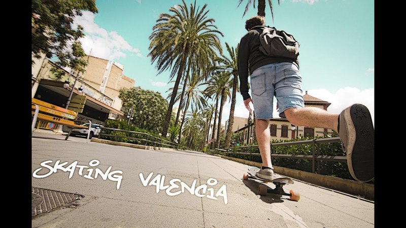 Longboard Freestyle in Valencia | DITL
