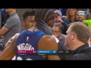 Isaiah Thomas EJECTED for Hitting Andrew Wiggins in the Face! Cavaliers vs Timbe