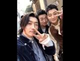 [SNS] 180118 刘源 Weibo Update @ Wu Yi Fan
