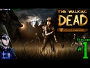 The Walking Dead S1🧟🧠1st Time🤮☠️ All DLC💸PC💻Max✨ 1st Stream🎋