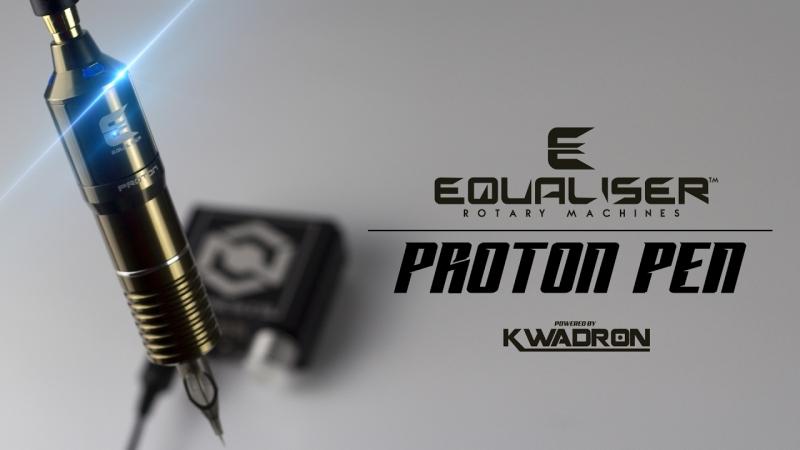Equalizer proton pen от Kwadron в AZЪ-ART tattoo shop
