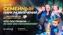 Новый детский развлекательный центр Enfance - отдых с детьми. Как потратили 55 000 000 рублей