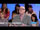 JP Coffe chie une pendule sur JM Morandini French TV D8 2017 Rework