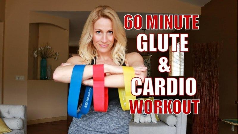 Tracy Steen - Glute and Cardio Mini Band Workout | Тренировка для ягодиц с фитнес-резинкой кардио