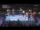 AJPW New Year Wars 2018 2018 01 03 День 2