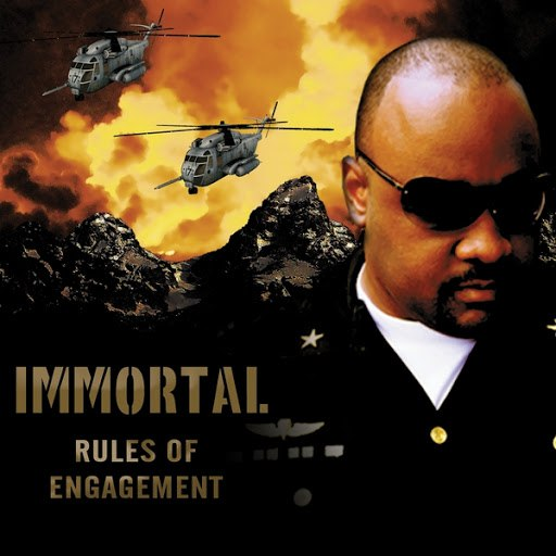 Immortal альбом Rules of Engagement
