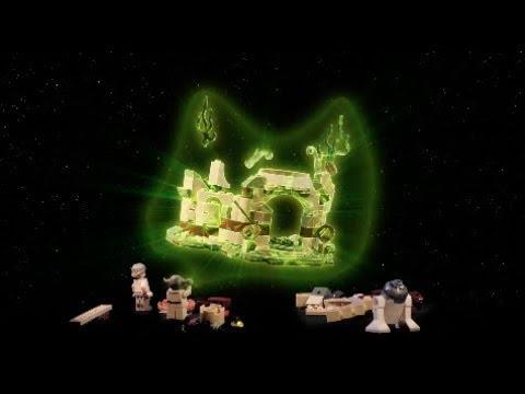 Yoda's Hut - LEGO STAR WARS - 75208 Inboxing