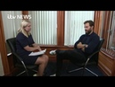 Jame Dornan - Pancreatic Cancer (ITV Interview)
