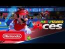 Mario Tennis Aces — релизный трейлер (Nintendo Switch)