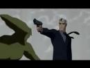 Лига справедливости: Новый барьер  Justice League: The New Frontier