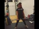 Изабелла фон Вайзенберг тяга 190 кг