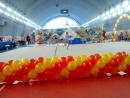 Открытые детские соревнования по художественной гимнастике Осенние мелодии. 2 место.