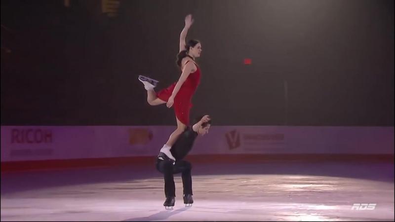 Tessa Virtue ⁄ Scott Moir 2018 Canadian Tire National Skating Championships Gala (RDS)