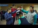 Добровольцы клуба Факел в школе-интернате №6