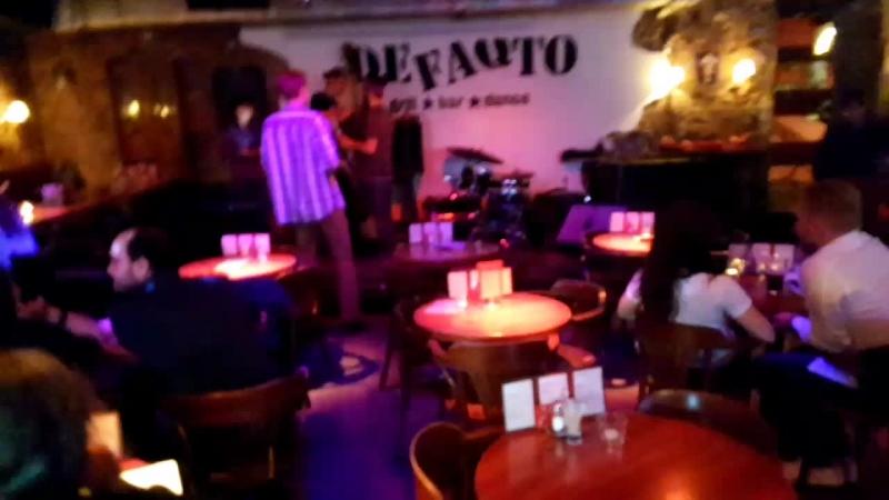 Masala Jazz Jam @ DeFAQto