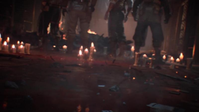 Официальный тизер Call of Duty ® Black Ops 4 — «Кровь мертвецов» [RU]