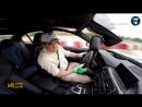 Президент Туркменистана дрифтует на гоночном авто
