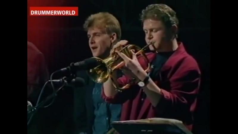 Charly Antolini_ Sweet Georgia Brown - Jazz Club ZDF - Germany - 1989