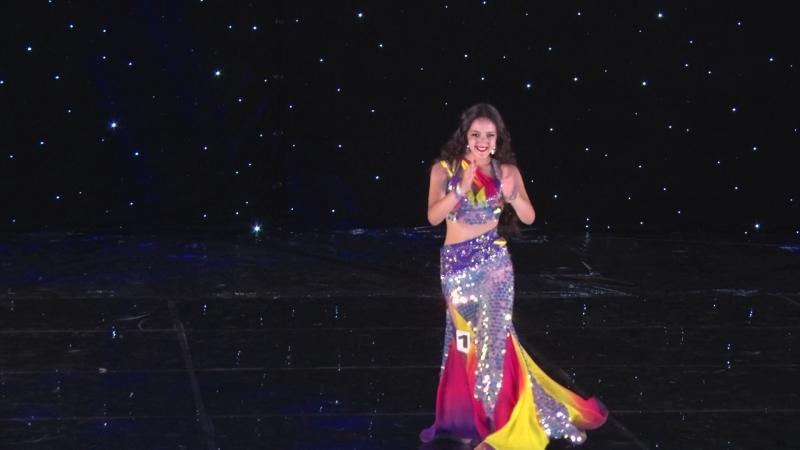 Международный фестиваль Мактуб - 2018 г.Судак, соло табла 2 место ЛПВТ.