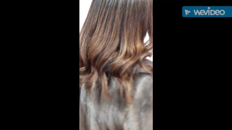 Вот Вам видос, оценить качество волос чтоб 🙄 Нормально ?! Пишите комменты, если получилось классно.🙄