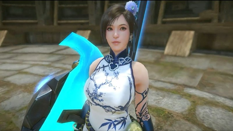 Monster Hunter Online New Fashions vs Weapons SKin May Update Video Show