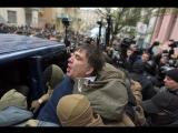 Что происходит с Саакашвили в Киеве