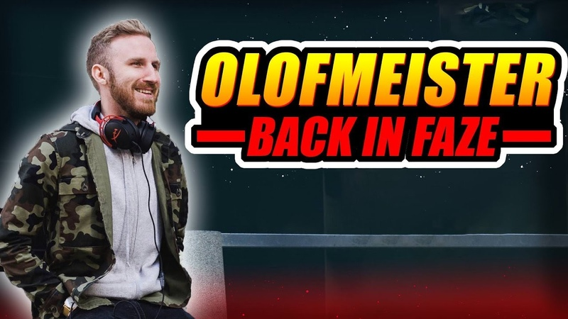 Olof is BACK