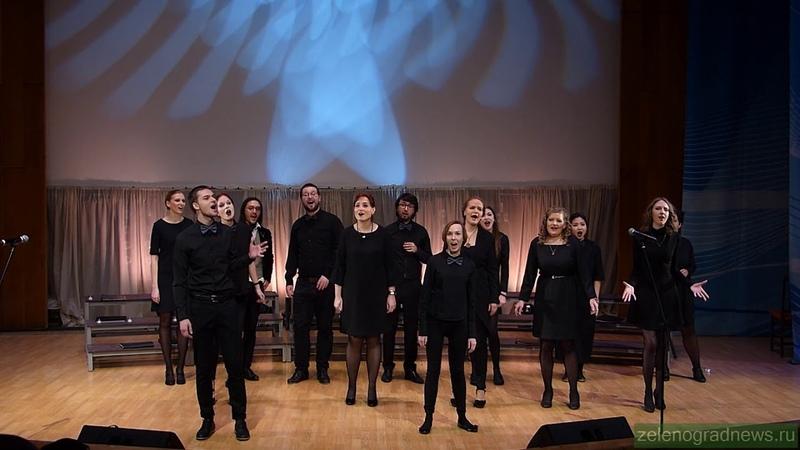 Современный хор Factotum - Шаланды полные кефали (Н. Богословский, сл. В. Агатова)