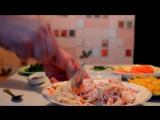 Карп запеченный,с овощами .Очень простой и вкусный рецепт. Carp in the oven reci